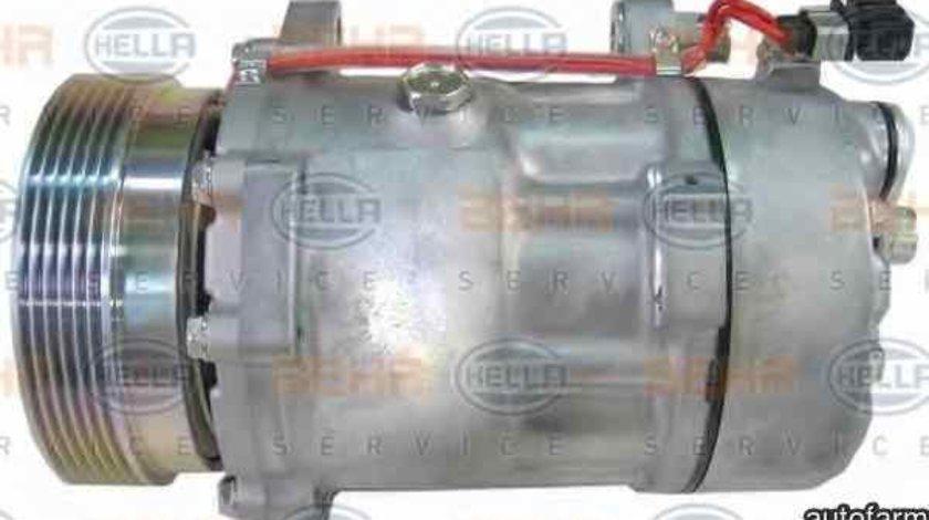 Compresor climatizare VW GOLF Mk III Cabriolet 1E7 HELLA 8FK 351 127-331