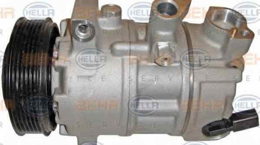 Compresor climatizare VW GOLF VI Variant AJ5 HELLA 8FK 351 135-921