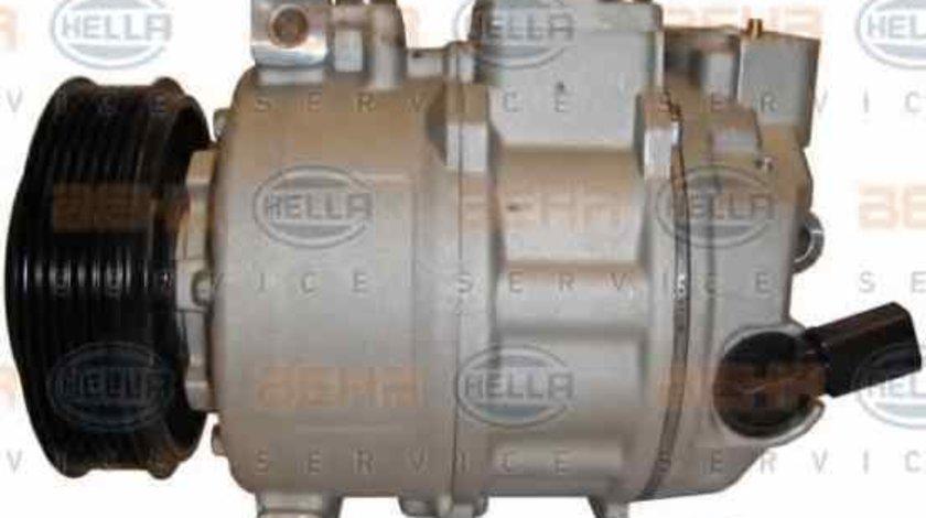 Compresor climatizare VW GOLF VI Variant AJ5 HELLA 8FK 351 322-741