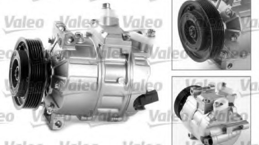 Compresor, climatizare VW PASSAT CC (357) (2008 - 2012) VALEO 699357 piesa NOUA