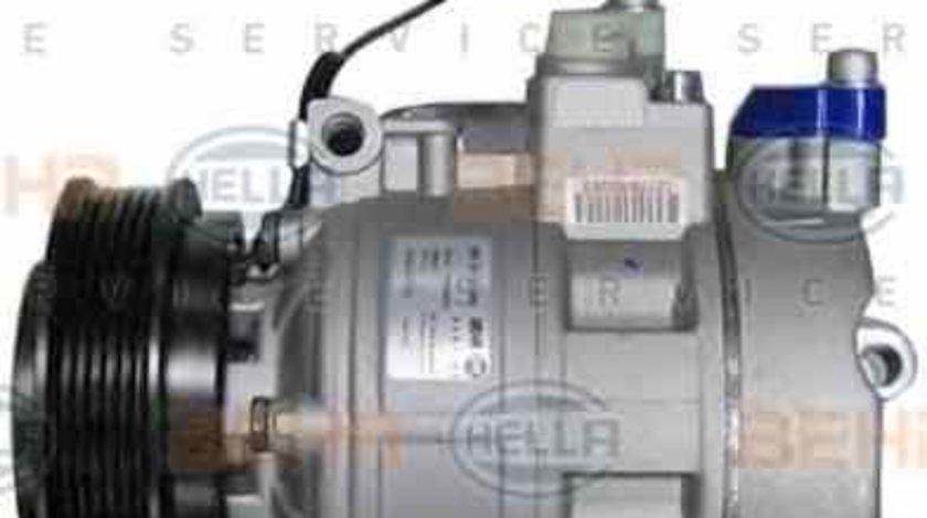 Compresor climatizare VW SVW PASSAT limuzina B5 HELLA 8FK 351 132-581