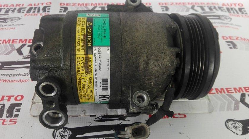 compresor de clima 09165714 NX pentru Opel Meriva 1.6 16v Z16XE