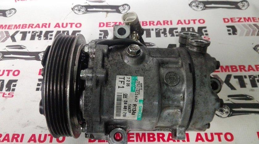 compresor GM24461719 pentru Opel Corsa , Combo , Meriva