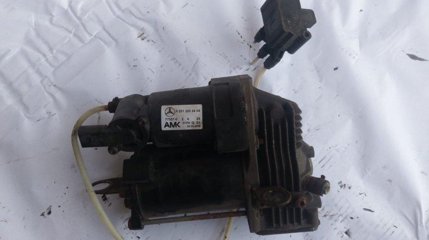 Compresor perne aer A2513202404 Mercedes R class r320 ml320 w251 w164 3.0 v6