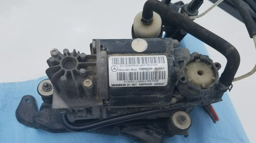 Compresor perne Mercedes w211 facelift A2113200304