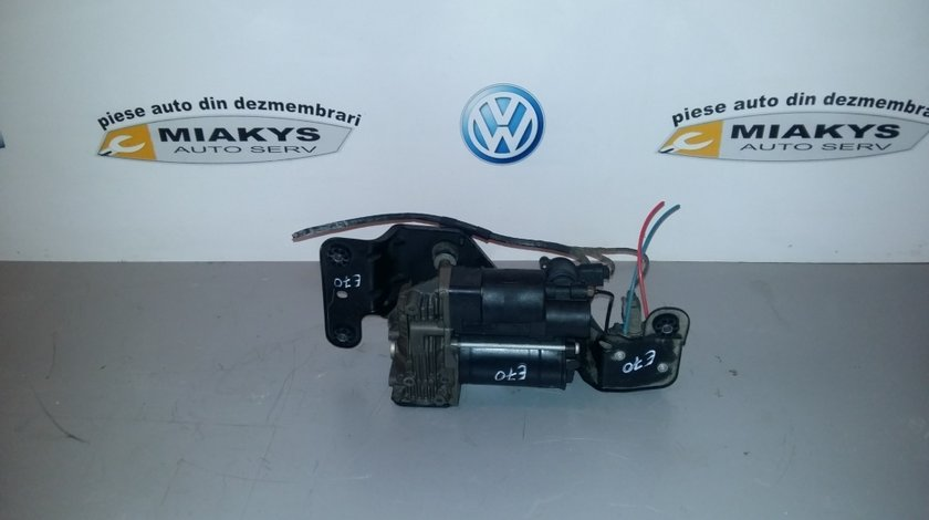 Compresor suspensie (perne) Bmw X6 E71