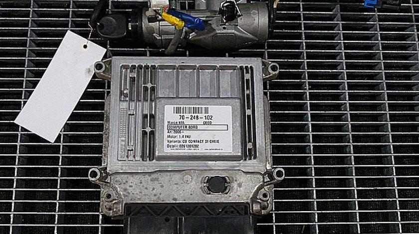 COMPUTER BORD KIA CEED CEED 1.4 INJ - (2006 None)