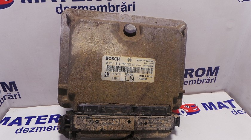 COMPUTER BORD OPEL ASTRA G ASTRA G Z17DTL - (1998 2004)