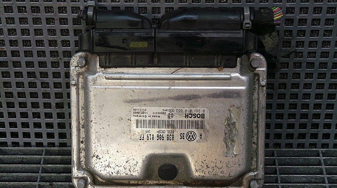 COMPUTER BORD VW GOLF IV 1.9 TDI (1998 - 2004)