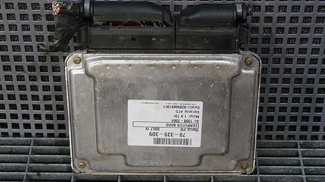 COMPUTER BORD VW GOLF IV GOLF IV 1.9 TDI - (1998 2004)