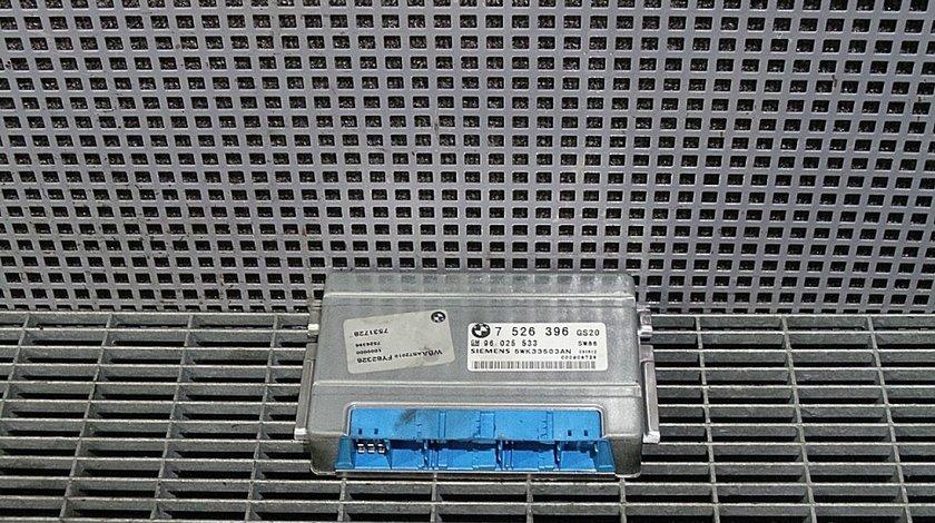 COMPUTER CUTIE VITEZE BMW SERIA 3 E 46 SERIA 3 E 46 2.0D - (2001 2004)