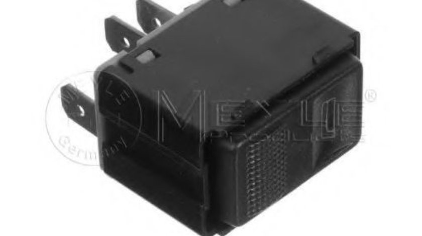 Comutator / buton actionare geamuri AUDI A6 Avant (4A, C4) (1994 - 1997) MEYLE 100 959 0004 produs NOU