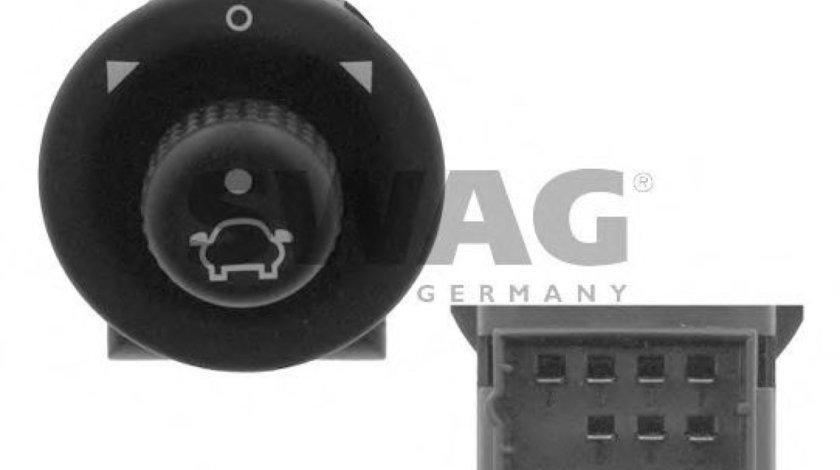 Comutator / buton reglare oglinda FORD FIESTA V (JH, JD) (2001 - 2010) SWAG 50 93 4679 produs NOU