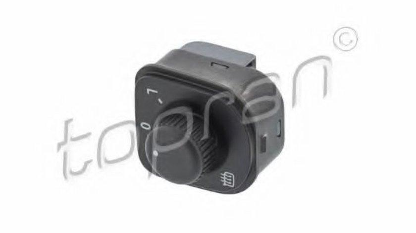Comutator / buton reglare oglinda VW JETTA III (1K2) (2005 - 2010) TOPRAN 115 166 produs NOU