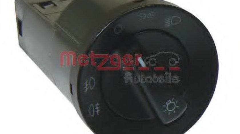 Comutator, far VW LUPO (6X1, 6E1) (1998 - 2005) METZGER 0916054 produs NOU
