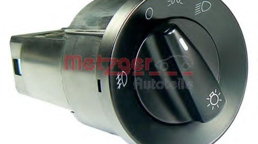 Comutator, far VW NEW BEETLE (9C1, 1C1) (1998 - 2010) METZGER 0916088 piesa NOUA