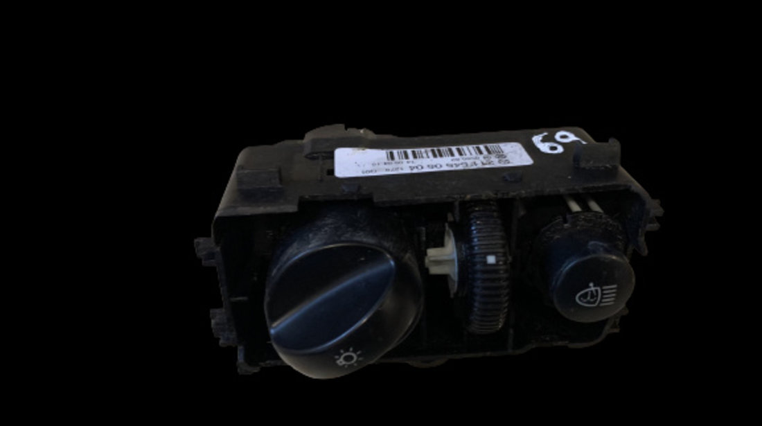 Comutator faruri Mercedes-Benz E-Class W211/S211 [2002 - 2006] Sedan 4-usi 320 CDI 5G-Tronic (204 hp) Elegance (211.026) 3.2 CDI - 648.961