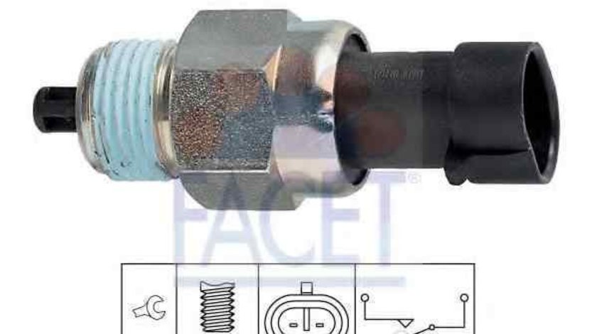 Comutator, lampa marsalier ALFA ROMEO 146 (930) FACET 7.6142