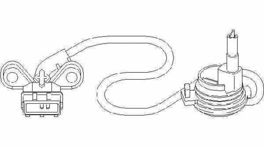 Comutator lampa marsalier AUDI A4 8EC B7 TOPRAN 109 923
