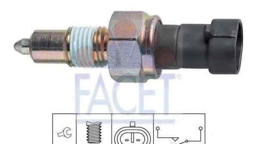 Comutator, lampa marsalier FIAT LINEA (323) FACET 7.6067