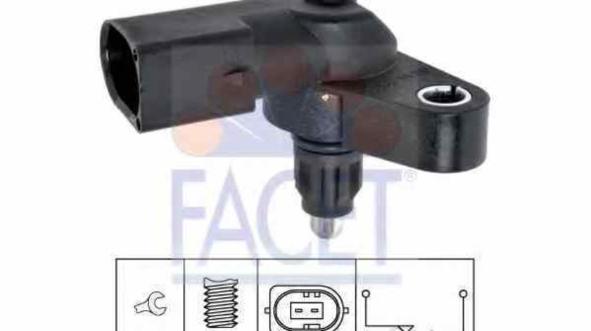 Comutator, lampa marsalier VW CRAFTER 30-50 platou / sasiu (2F_) FACET 7.6339