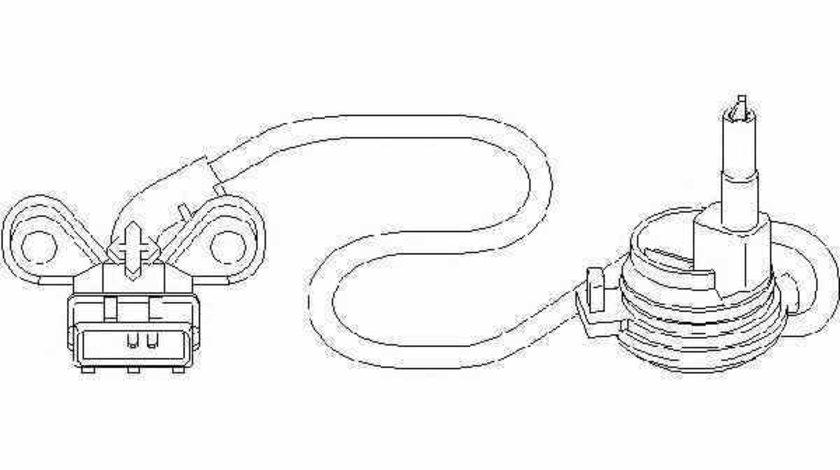 Comutator lampa marsalier VW PASSAT Variant 3B5 TOPRAN 109 923