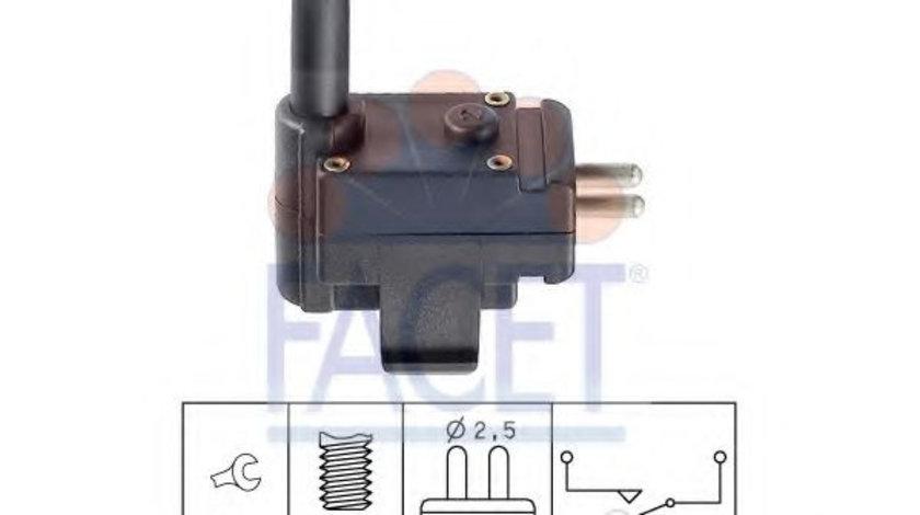 Comutator, lampa marsarier MERCEDES E-CLASS Cabriolet (A124) (1993 - 1998) FACET 7.6077 piesa NOUA