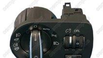 Comutator lumini AUDI S3 cu insertii aluminiu