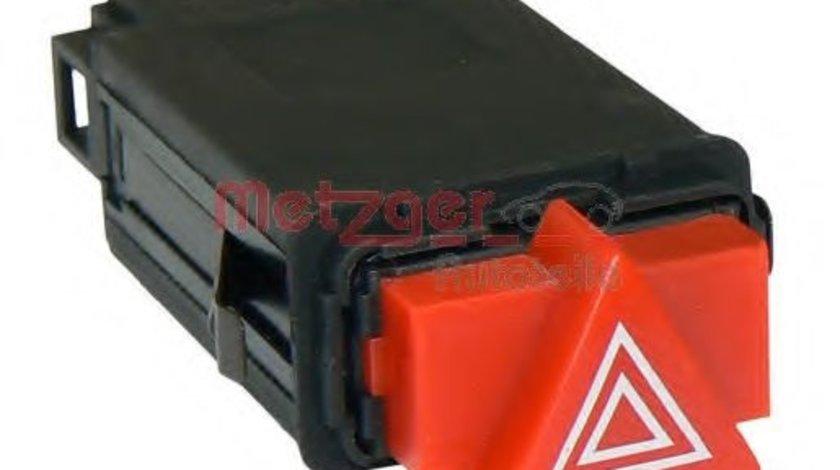 Comutator ,lumini de avarie AUDI A3 (8L1) (1996 - 2003) METZGER 0916067 piesa NOUA