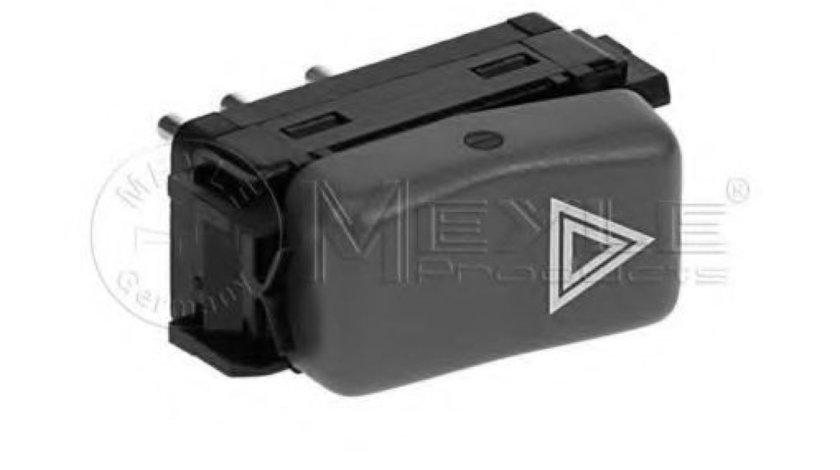 Comutator ,lumini de avarie MERCEDES C-CLASS (W202) (1993 - 2000) MEYLE 014 890 0001 produs NOU