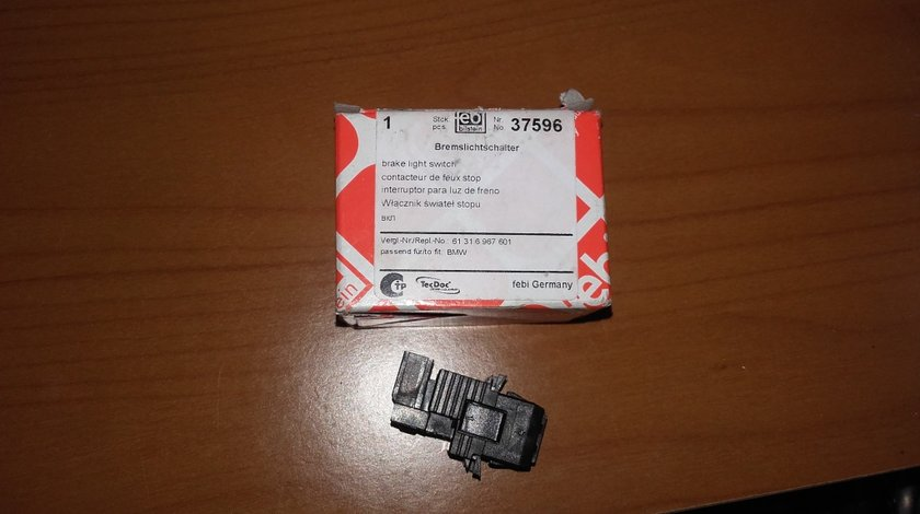 Comutator Lumini Frana BMW Seria 3 E46 2.0D NOU / 61316967601