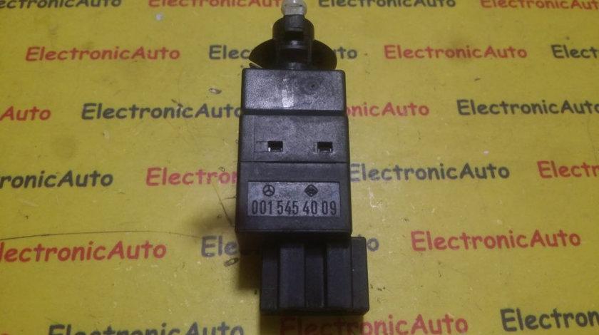 Comutator lumini frana MERCEDES-BENZ CLS 0015454009