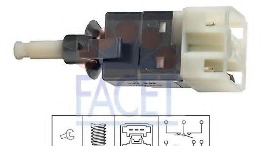 Comutator lumini frana MERCEDES C-CLASS (W202) (1993 - 2000) FACET 7.1206 produs NOU