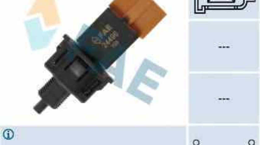 Comutator lumini frana NISSAN QASHQAI / QASHQAI +2 J10 JJ10 FAE 24496