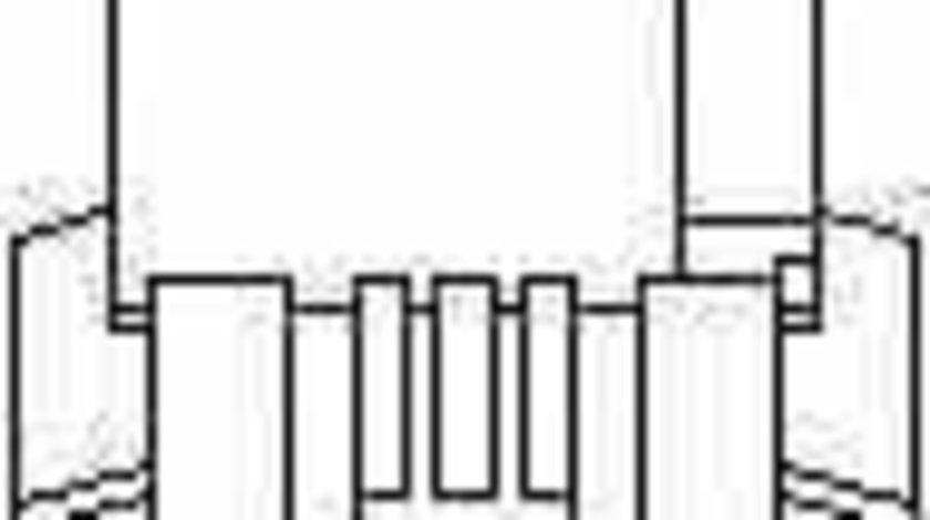 Comutator lumini frana OPEL VECTRA C combi TOPRAN 207 815