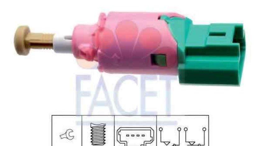 Comutator lumini frana RENAULT LAGUNA III (BT0/1) FACET 7.1235