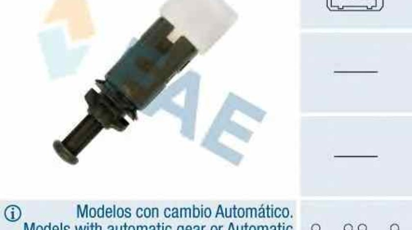 Comutator lumini frana RENAULT MEGANE I Classic LA0/1 FAE 24895