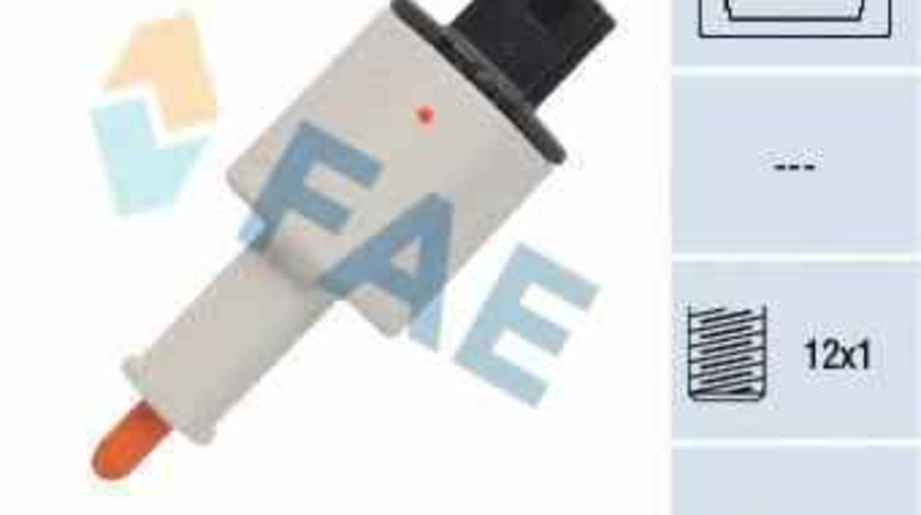 Comutator lumini frana RENAULT MEGANE III hatchback BZ0 FAE 24888