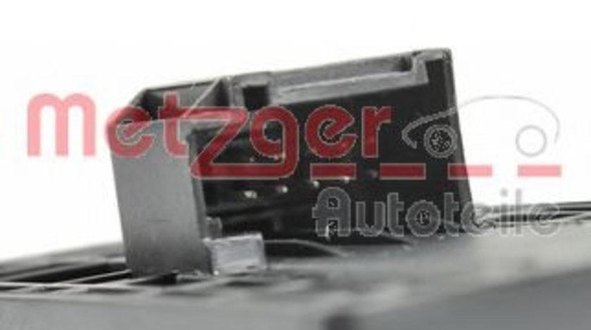 Comutator,macara geam AUDI A6 (4G2, C7, 4GC) (2010 - 2016) METZGER 0916254 piesa NOUA