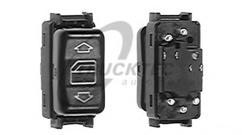 Comutator,macara geam MERCEDES E-CLASS (W124) (1993 - 1995) TRUCKTEC AUTOMOTIVE 02.58.011 piesa NOUA