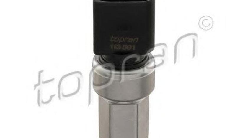 Comutator presiune, aer conditionat VW GOLF V (1K1) (2003 - 2009) TOPRAN 113 591 piesa NOUA