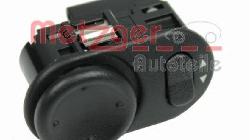 Comutator, reglaj oglinda OPEL ASTRA G Combi (F35) (1998 - 2009) METZGER 0916233 piesa NOUA