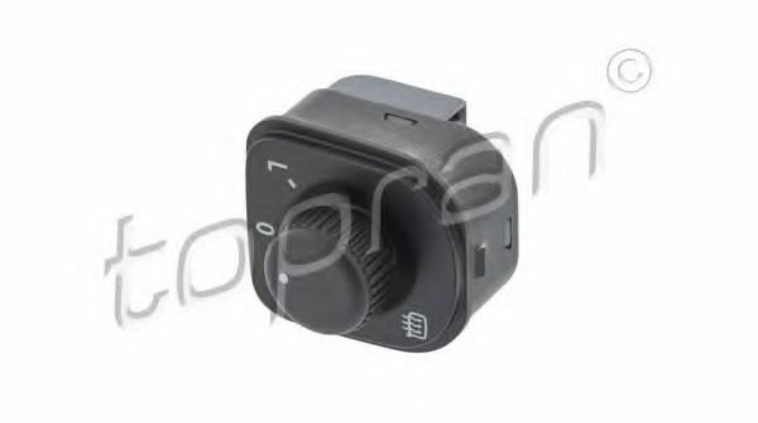 Comutator, reglaj oglinda VW PASSAT CC (357) (2008 - 2012) TOPRAN 115 166 piesa NOUA