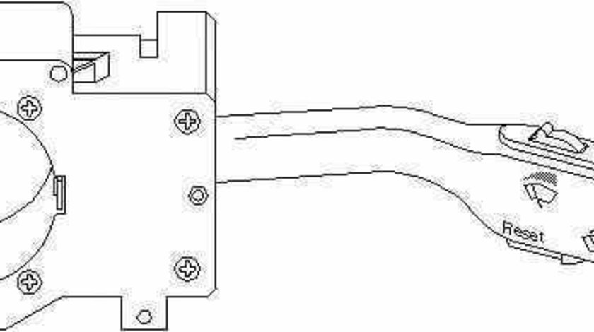 comutator stergator VW NEW BEETLE 9C1 1C1 TOPRAN 109 132