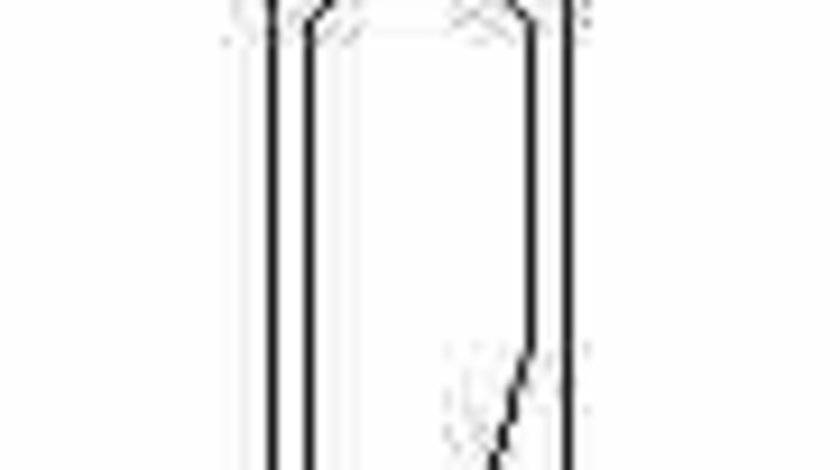 Comutator temperatura ventilator aer conditionat AUDI A6 4B2 C5 TOPRAN 111 871