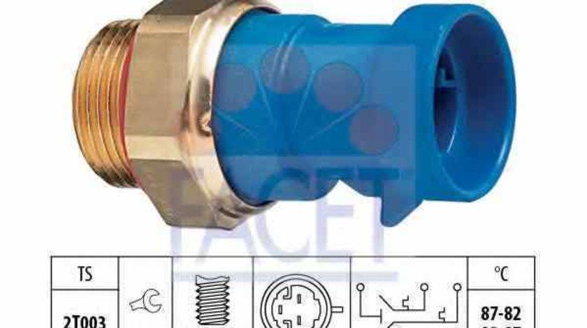 Comutator temperatura ventilator radiator CITROËN JUMPER bus 244 Z FACET 7.5642