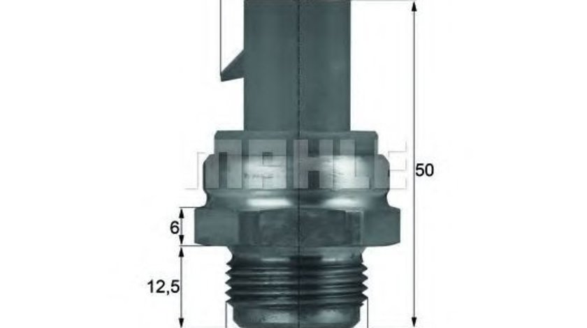 Comutator temperatura, ventilator radiator PEUGEOT BOXER bus (230P) (1994 - 2002) MAHLE ORIGINAL TSW 14D piesa NOUA