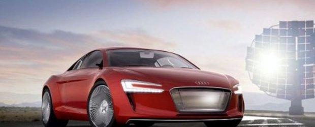 Concept Audi e-Tron la Frankfurt Motor Show