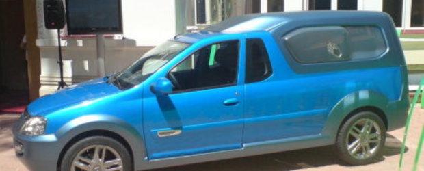 Concept Dacia Pick-up
