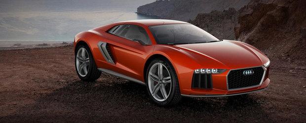 Conceptele Audi Nanuk si Audi Quattro ar putea deveni realitate